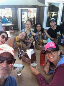 group at sandy